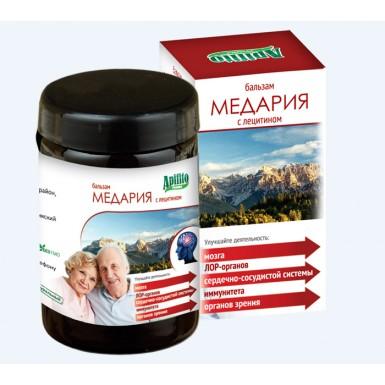 Медария с лецитином
